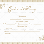 Blank-Marriage-Certificate-Format-(Light,-Brown)