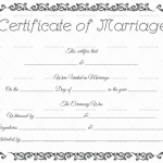 Editable-Marriage-Certificate-Template (Word)