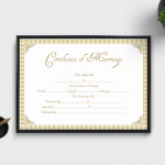 Fillable-Marriage-Certificate-Template-(Light,-Gold) 2