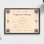 Marriage-Certificate-Format-in-English-(Light,-Pink)