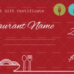 Restaurant-Gift-Certificate-Template