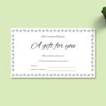 Gift-Certificate-Template-(Flower-Border) 2