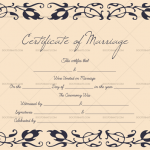 Marriage-Certificate-Format—Pink,-Blue-(Preview)