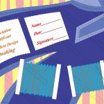Appreciation Certificate Template (Stitches, Editable Template in Word)