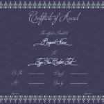32 Award Certificate Template (Universal, Editable award certificates)