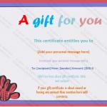 Aesthetic-Frame-Gift-Certificate-Template