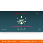 Blue-Colored-Christmas-Gift-Certificate-Template-(Dark,-88)