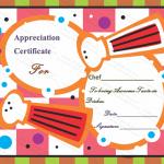 Chef-Certificate-of-Appreciation-Template (Certificate of Appreciation in Doc & PDF)