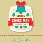 Christmas-Bell-Gift-Certificate-Template-(#9998E)