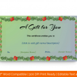 Christmas-Bouquet-and-Happy-New-Year-Certificate-Template-back-side