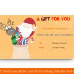 Christmas-Gift-Certificate-(Santa-and-Reindeer,-#18964)