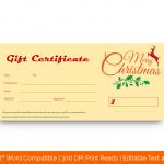 Christmas-Gift-Certificate-Template-(Reindeer,-#18386)