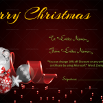 Christmas-Gift-Certificate-Template-(Silver,-#18587)