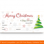 Christmas-Gift-Certificate-Template-(Snowflake,-#18489)