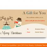 Christmas-Gift-Certificate-Template-(snowman,-#18264)