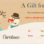 Christmas-Gift-Certificate-Template-(snowman,-#18648)
