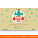 Christmas-Gift-Certificate-Turquoise-Snowflakes-Template-(BRW,-Green)