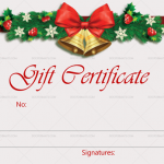Christmas-Gift-Certificate-(Word-pattern,-#1844)