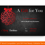 Christmas-Party-Gift-Certificate-Template-(Black-and-Red,-4545)