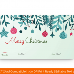 Christmas-Tree-with-Tinsels-Gift-Certificate-Template-(87587)