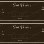 Colored-Gift-Certificate-Template (voucher design template)