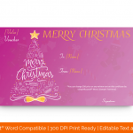 Colourful-Christmas-Tree-Gift-Certificate-Template-(Pinkish,-32)