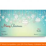 Crystal-Snow-Hanging-Balls-Christmas-Gift-Certificate-Template-(Bluish)