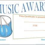 Drumbeat-Student-Award-Certificate (Award Certificate Format)