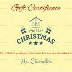 Family-Christmas-Gift-Certificate-(Yellow,-Green)