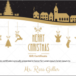 Golden-Black-Street-Christmas-Gift-Certificate-in-Word