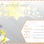 Kids-Stars-Gift-Certificate-Template