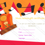 Music-Learning-Gift-Certificate-Template