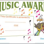 Musical-Notes-Award-Certificate (Printable Award Certificates for Junior Student)