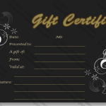 PRintable-Black-Gift-Certificate-Template