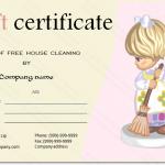 Scrubbing-Services-Gift-Certificate-Template