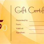 Simple-Gift-Certificate-Template (Small Business Gift Certificate)