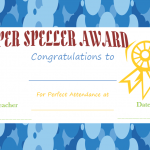 Spelling-Award-Certificate-Template (printable award certificate)