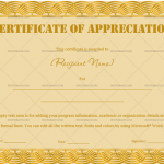 Certificate-of-Appreciation-Template-(Metallic-Gold,-#Blank-Design)