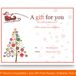 Icicle-Lights-Christmas-Gift-Certificate-Template