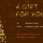 Blank-Christmas-Gift-Certificate-Template-(1880)—Brown