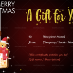 Blank-Christmas-Gift-Certificate-Template-(Teddy,-1879)—Red