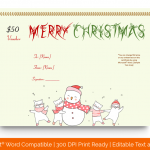 Christmas-Gift-Certificate-Template-(Snow-Man,-1863)