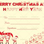 Ediatble-Christmas-Gift-Certificate-Template-(Santa,-1871)—Brown