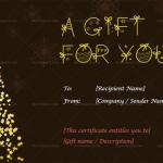 Editable-Christmas-Gift-Certificate-Template-(1880)—Black