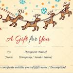Editable-Christmas-Gift-Certificate-Template-(Flying-Santa,-1873)—Brown