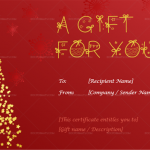 Editable-and-Printable-Christmas-Gift-Certificate-Template-(1880)—Red