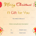 Ornaments-Themed-Christmas-Gift-Certificate-Template