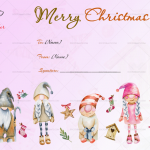 Pink-Themed-Christmas-Gift-Certificate-Template