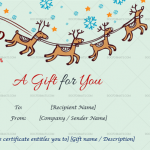 Printable-Christmas-Gift-Certificate-Template-(Flying-Santa,-1873)—Blue