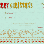 Sky-Blue-Themed-Christmas-Gift-Certificate-Template